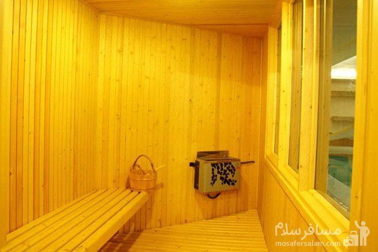 سونا خشک هتل عماد مشهد