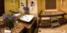 هتل پارسیان آزادی تهران حمام