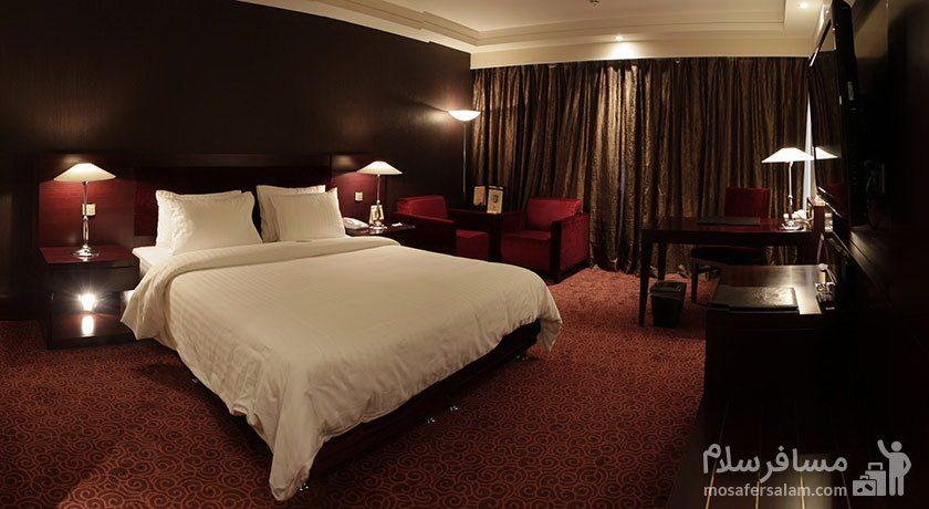 هتل پارسیان آزادی اتاق دوتخته