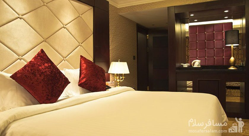 هتل پارسیان آزادی دوتخته