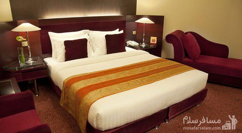 هتل پارسیان آزادی دوتخته دبل