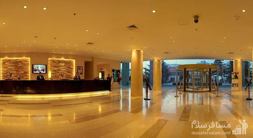 هتل پارسیان آزادی لابی
