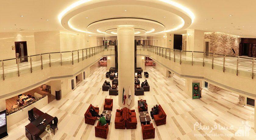 لابی هتل آزادی تهران