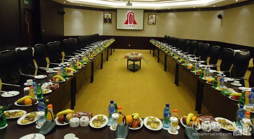 هتل پارسیان آزادی تهران همایشات