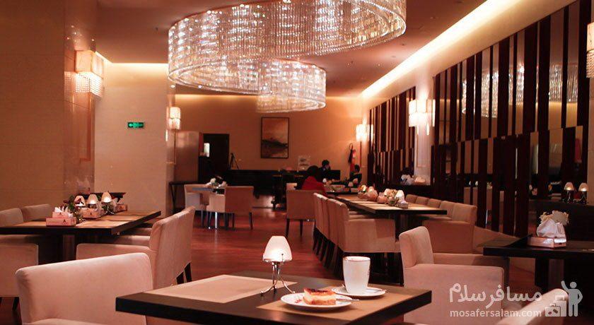 رستوران پارسه هتل پارسیان آزادی تهران