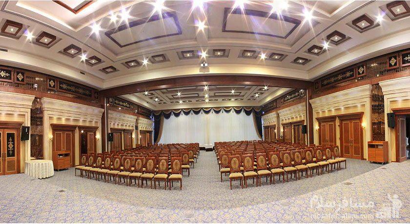 سالن اجتماعات هتل مجلل درویشی