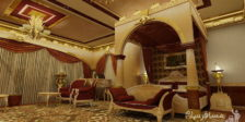 اتاق های ملل هتل درویشی