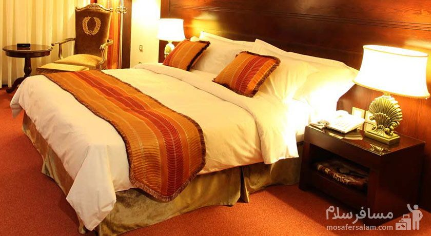 سوئیت هتل درویشی مشهد