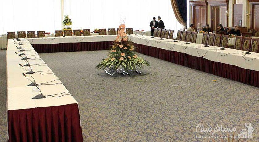 سالن جلسات هتل درویشی