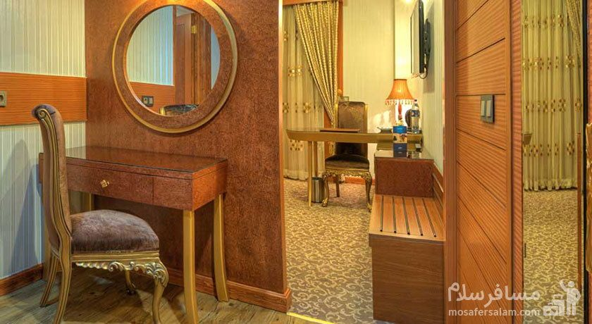 سوئیت رویایی هتل درویشی
