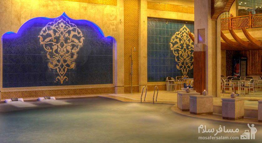 سونا هتل درویشی مشهد