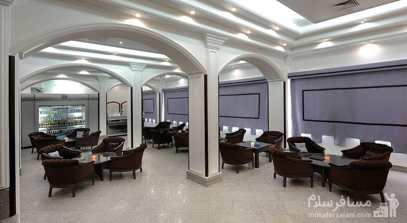 رستوران هتل تهران مشهد