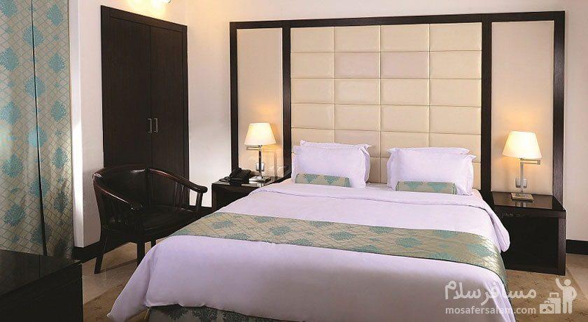 اتاق توئین هتل تهران مشهد