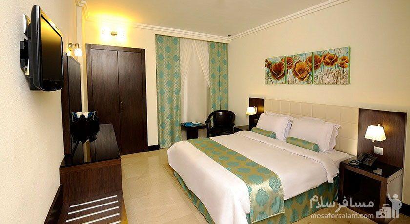 اتاقهای هتل تهران مشهد