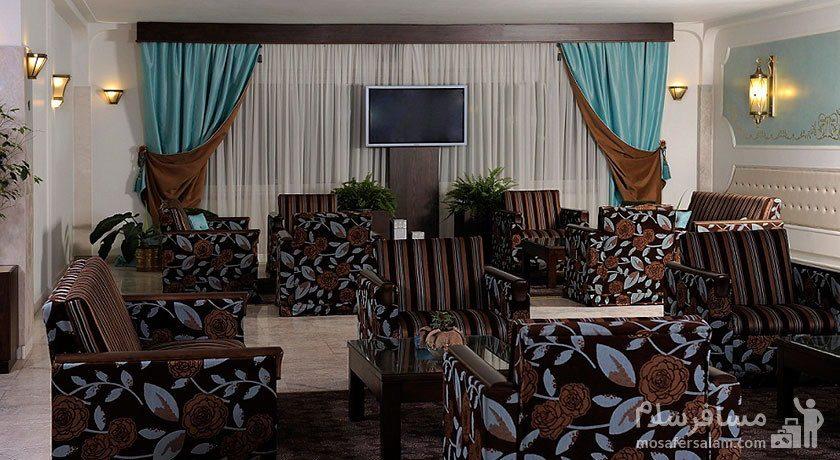 تی وی روم هتل تهران مشهد