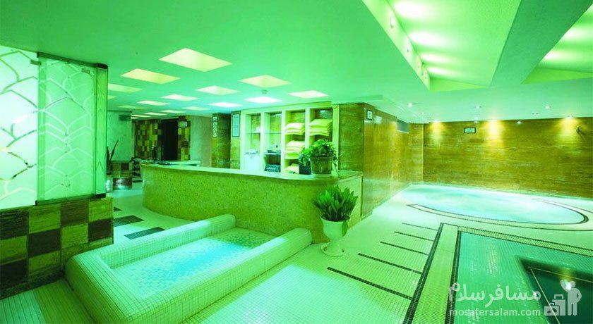 مجموعه آبی هتل توس مشهد