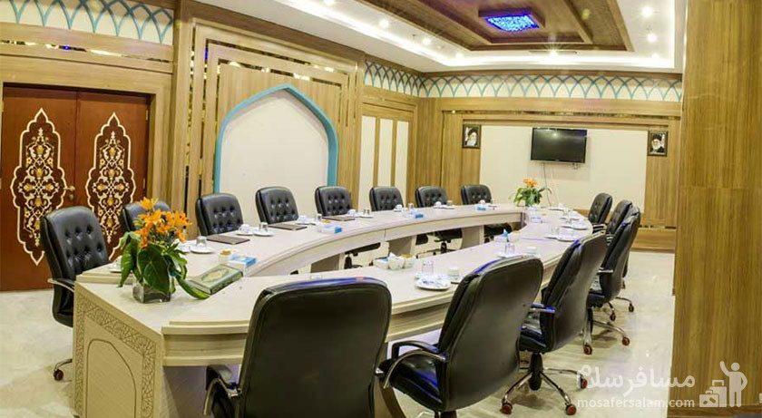 سالن اصلی کنفرانس هتل مدینه الرضا