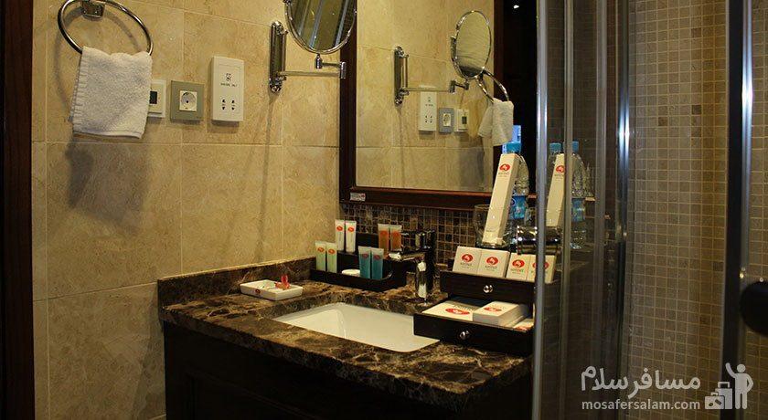 سرویس بهداشتی هتل سورینت مریم کیش