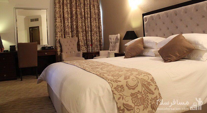 اتاق دوتخته هتل سورینت مریم کیش