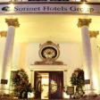 ورودی هتل سورینت مریم کیش