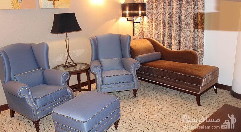 سوئیت پرزیدنتال هتل سورینت مریم کیش