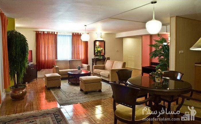 سوئیت خانوادگی هتل شایگان