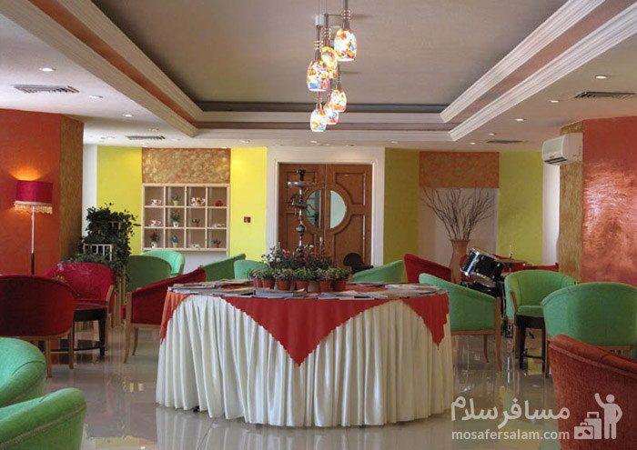 کافی شاپ لابی هتل شایگان