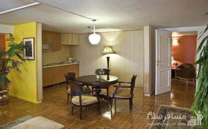 سوئیت آپارتمان هتل شایگان