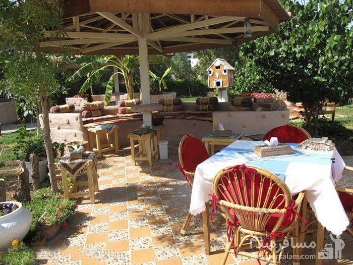 فضا سنتی هتل شایگان