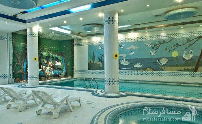مجموعه آبی هتل شایگان