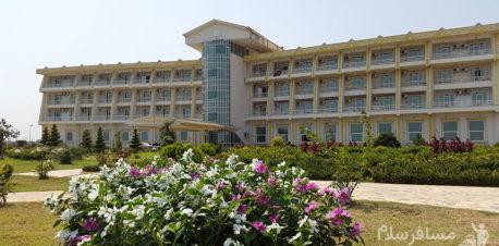 هتل مروارید صدرا