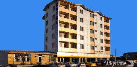 هتل ایساتیس آستارا