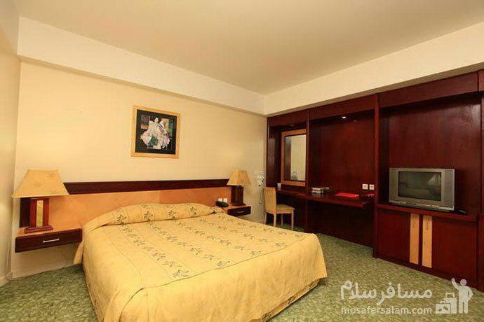 اتاق دوتخته هتل ائل گلی