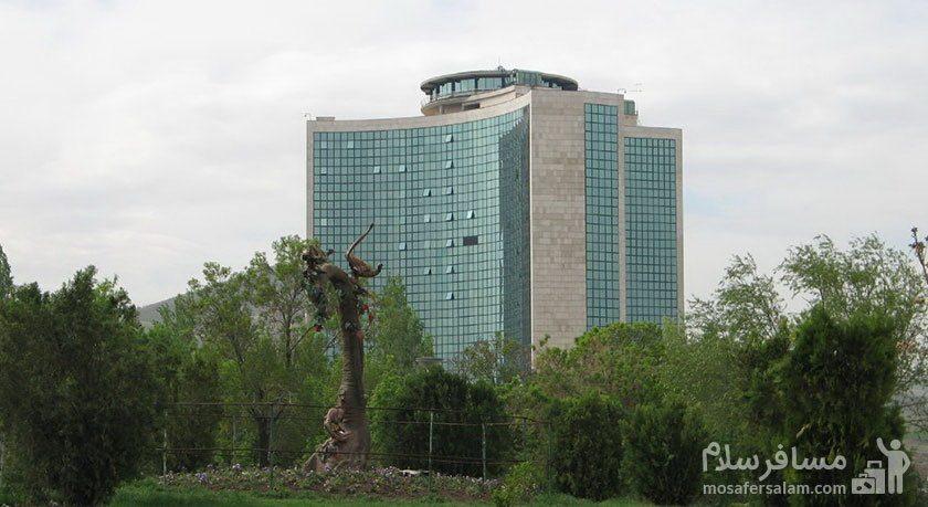 هتل ائل گلی