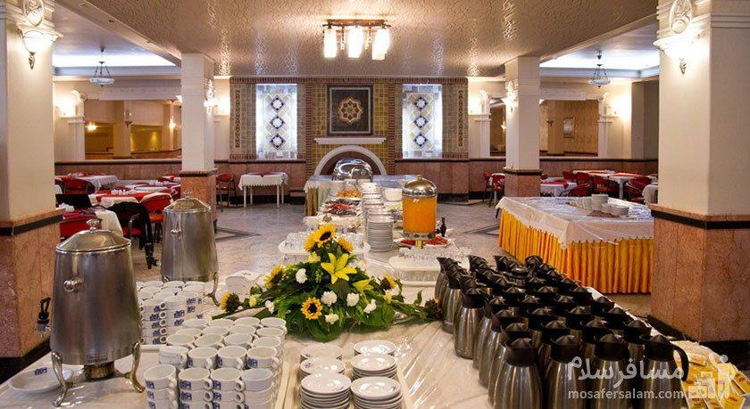 هتل مشهد-رستوران