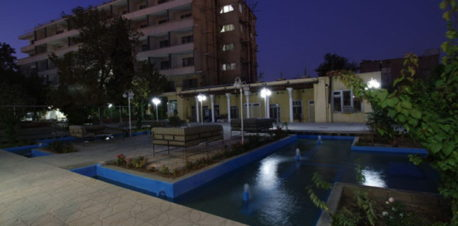 هتل پارک هتل شیراز