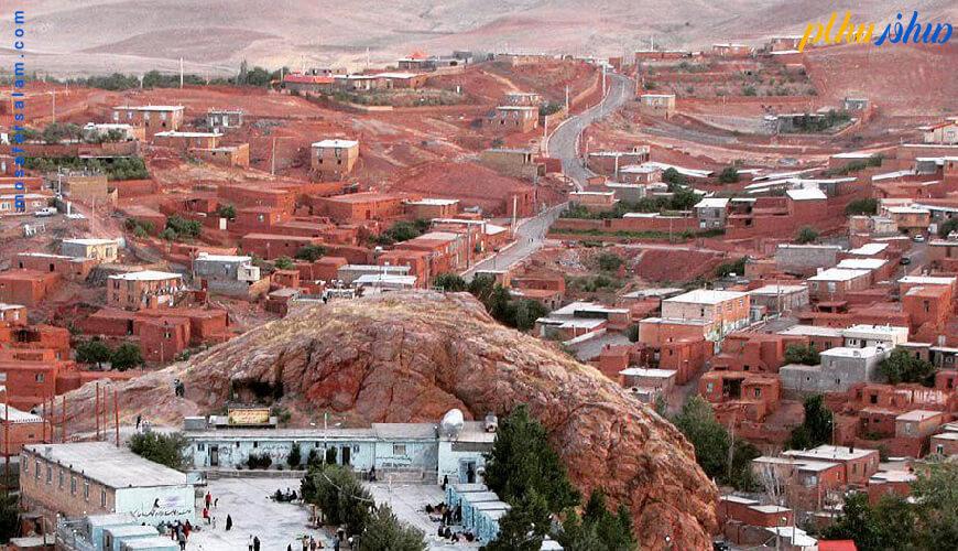 روستای دهسرخ مشهد