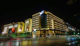 هتل حيات شرق