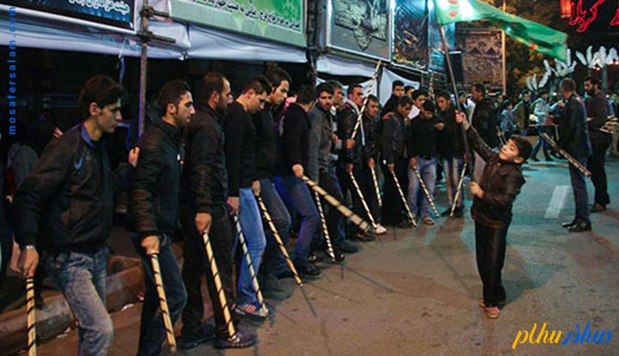 آیین عزاداری ایرانیان در ماه محرم