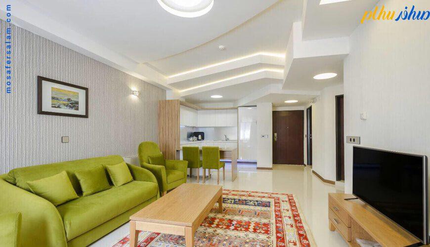 سوئیت هتل حیات شرق مشهد