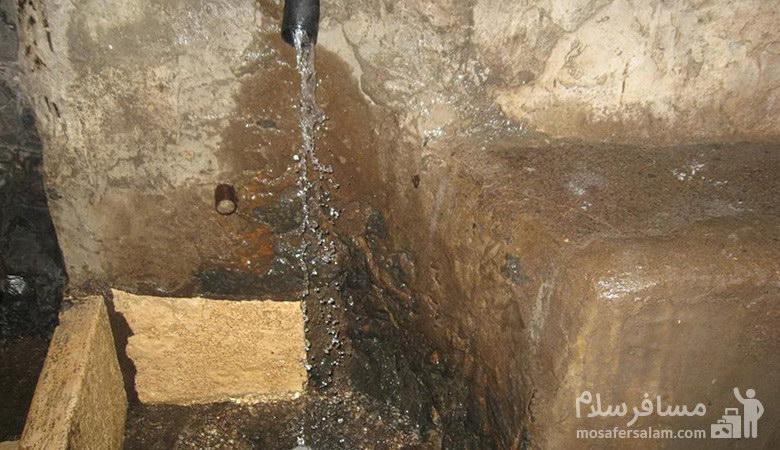 حمام سنگی گیوی