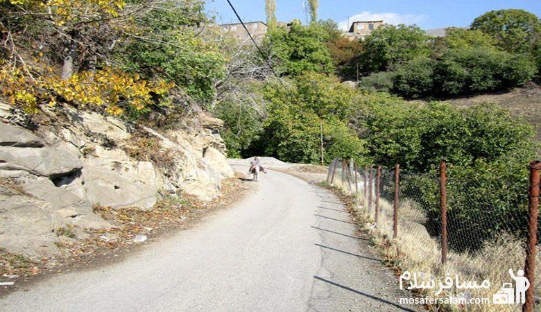 Wardidge-Village، روستای وردیج، روستای ارواح سنگی، روستای آدمک های سنگی