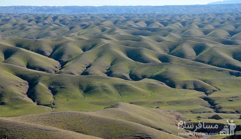 کول خرسان دزفول معروف به دره ی ارواح ایران