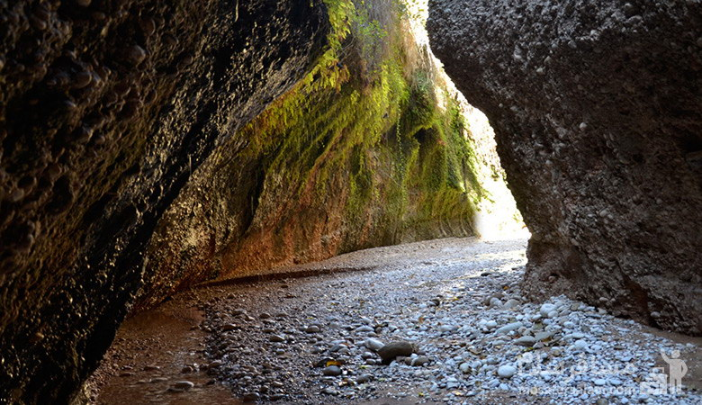 کول خرسان دزفول ، معروف به دره ی ارواح ایران