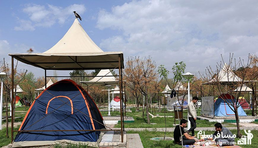 کمپ مسافرتی نوروزی