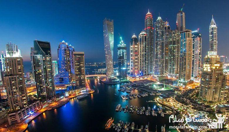 دبی، سفر نوروزی، جهانگردی، مسافرسلام