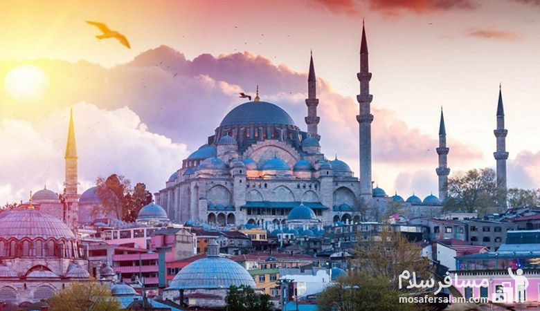استانبول، سفر نوروزی، جهانگردی، مسافرسلام