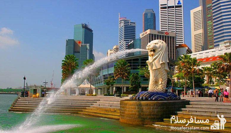 سنگاپور، سفر نوروزی، جهانگردی، مسافرسلام