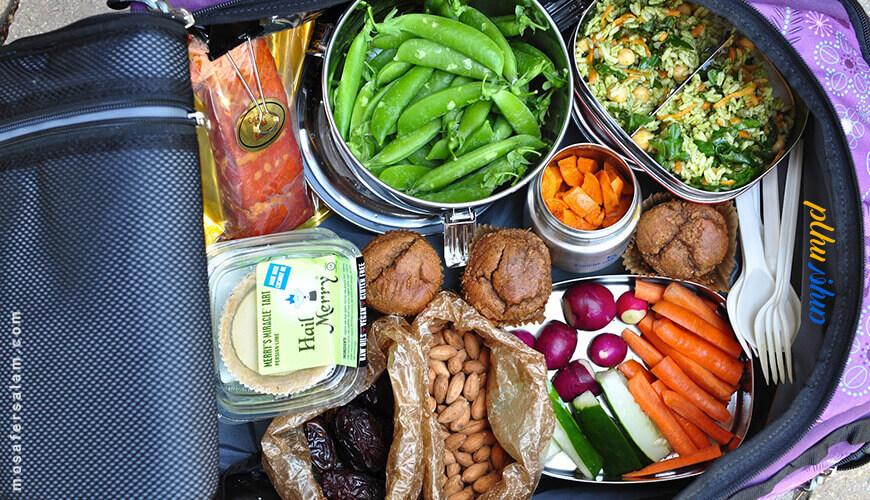 غذای مسافرتی | مسافرسلام