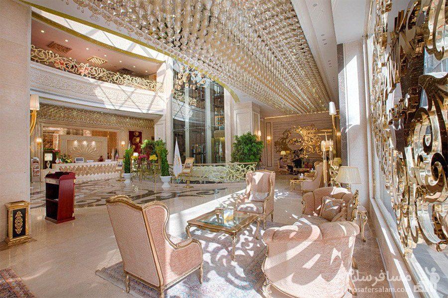 محل قرار ملاقات هتل الماس 2 مشهد